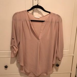 Lush Blush Blouse